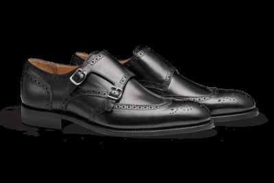 メンズおすすめフォーマルシューズ靴 ランキング3位オーガストブラック AUGUST BLACK