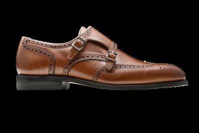 出来る男の勝負靴「グッドイヤーウェルト製法」モラルコードAUGUST ダブルモンクストラップ