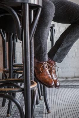 最低限押さえておきたい革靴選びの3つのポイント メンズ グッドイヤー