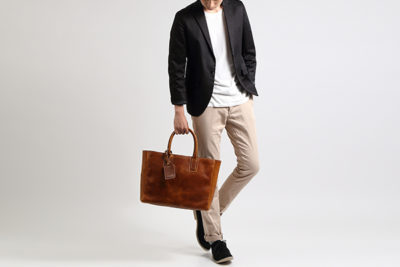 【メンズ】ビジネストートバッグ 大人の仕事鞄