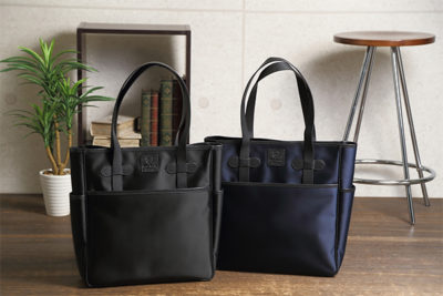 ナイロントートは、おしゃれ通勤に最適軽量バッグ