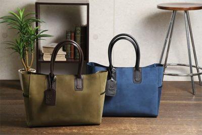 メンズビジネスに使えるレザートートバッグが多機能に生まれ変わったクロスビー2