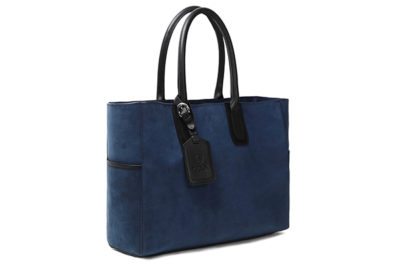 【メンズ】ビジネスに使えるレザートートバッグが多機能に生まれ変わったクロスビー2 CROSBY-II DENIM