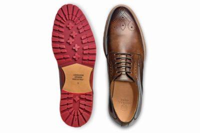 【メンズ】カジュアルスタイルに最もふさわしい革靴 メイソンタン茶 MAYSON TAN