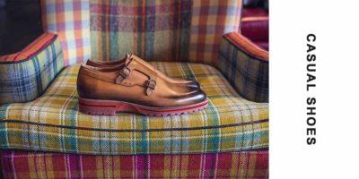 【メンズ】オフィスカジュアル革靴