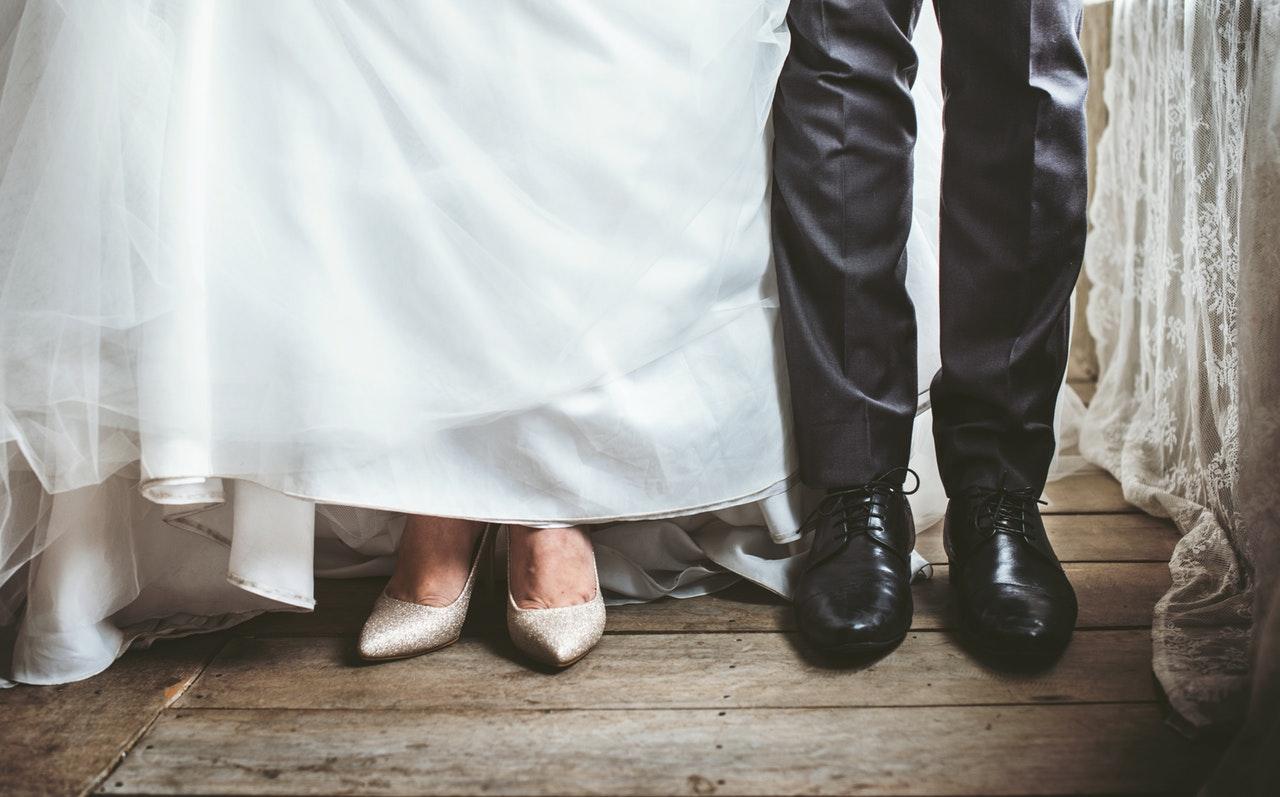 結婚式に合う 革靴の選び方