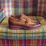 【メンズ】革靴ダブルモンクは、カジュアルスタイルの大本命!